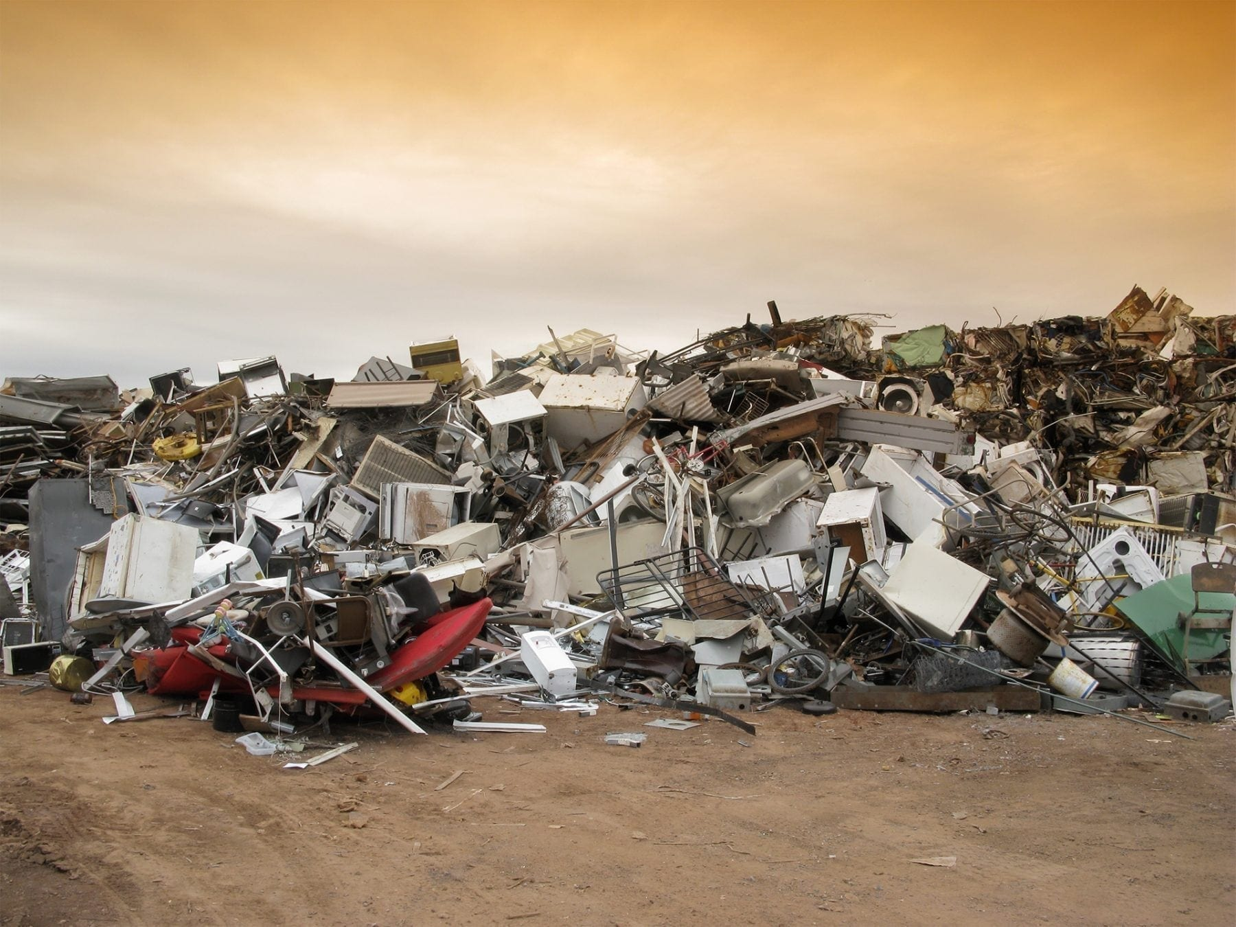 Why Recycle Scrap Metal?