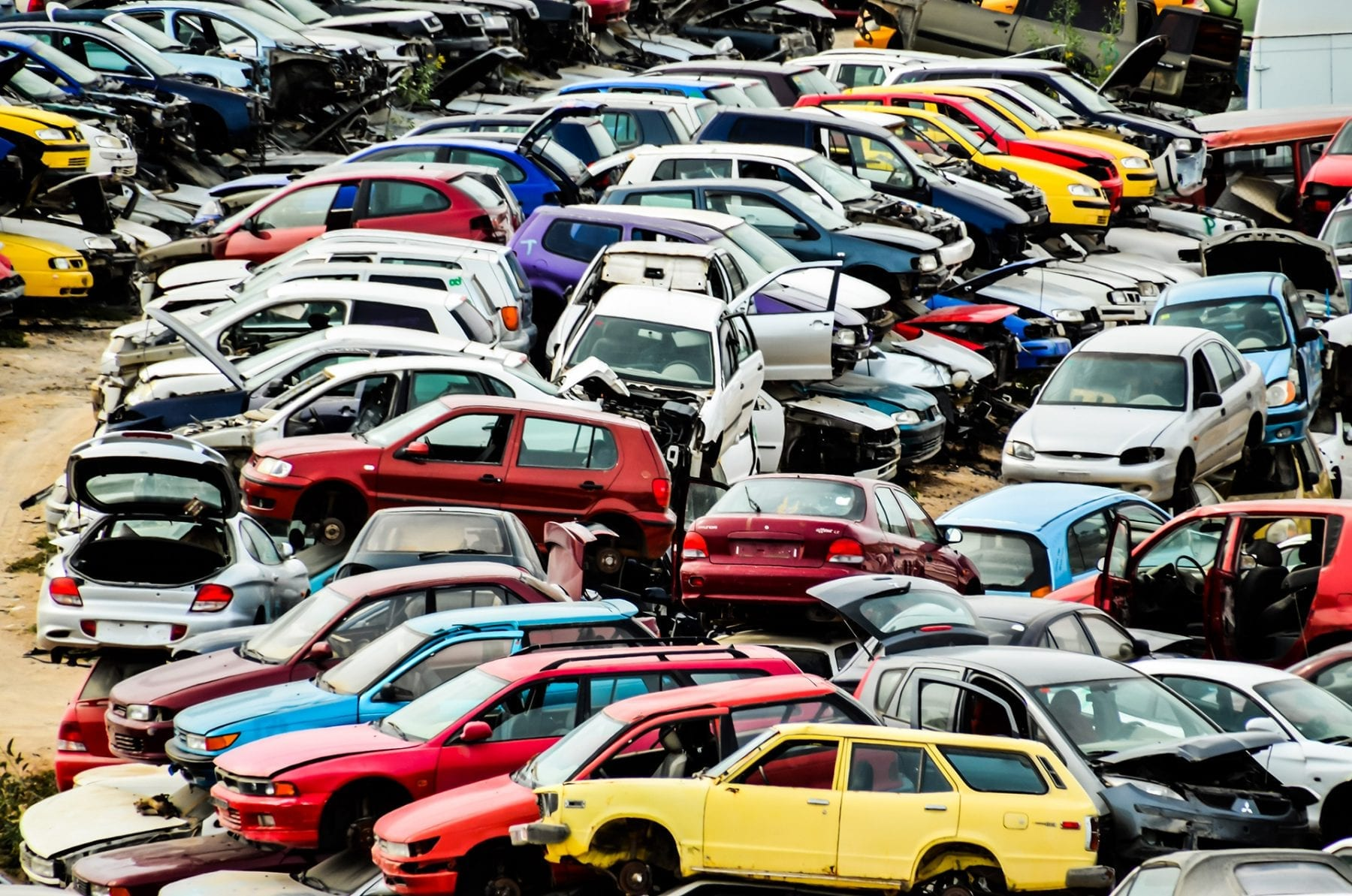Why Should You Recycle Your Vehicle?