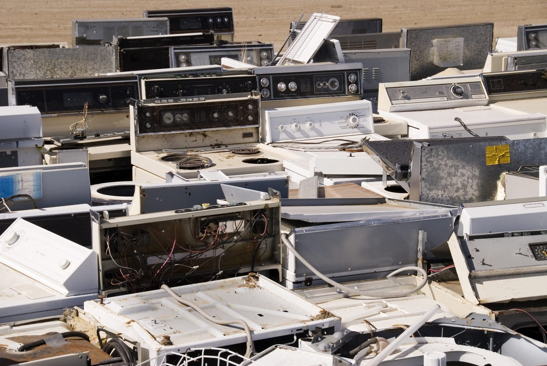 What Kind of Scrap Metal Can We Recycle?