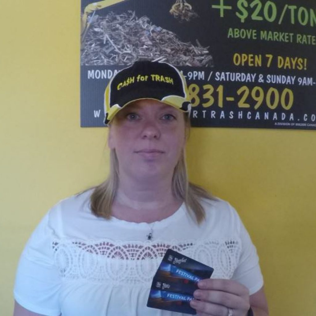 June 2017 contest for two 4 Day Kickoff passes to this years RBC Ottawa Bluesfest
