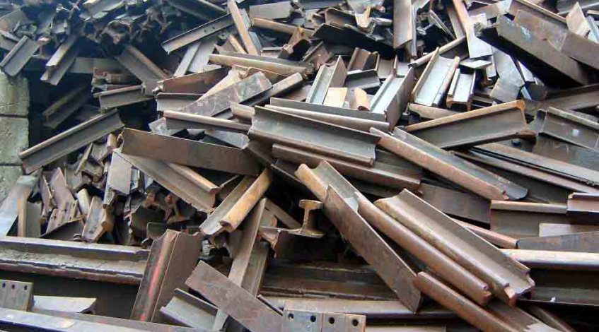 long-iron recycling