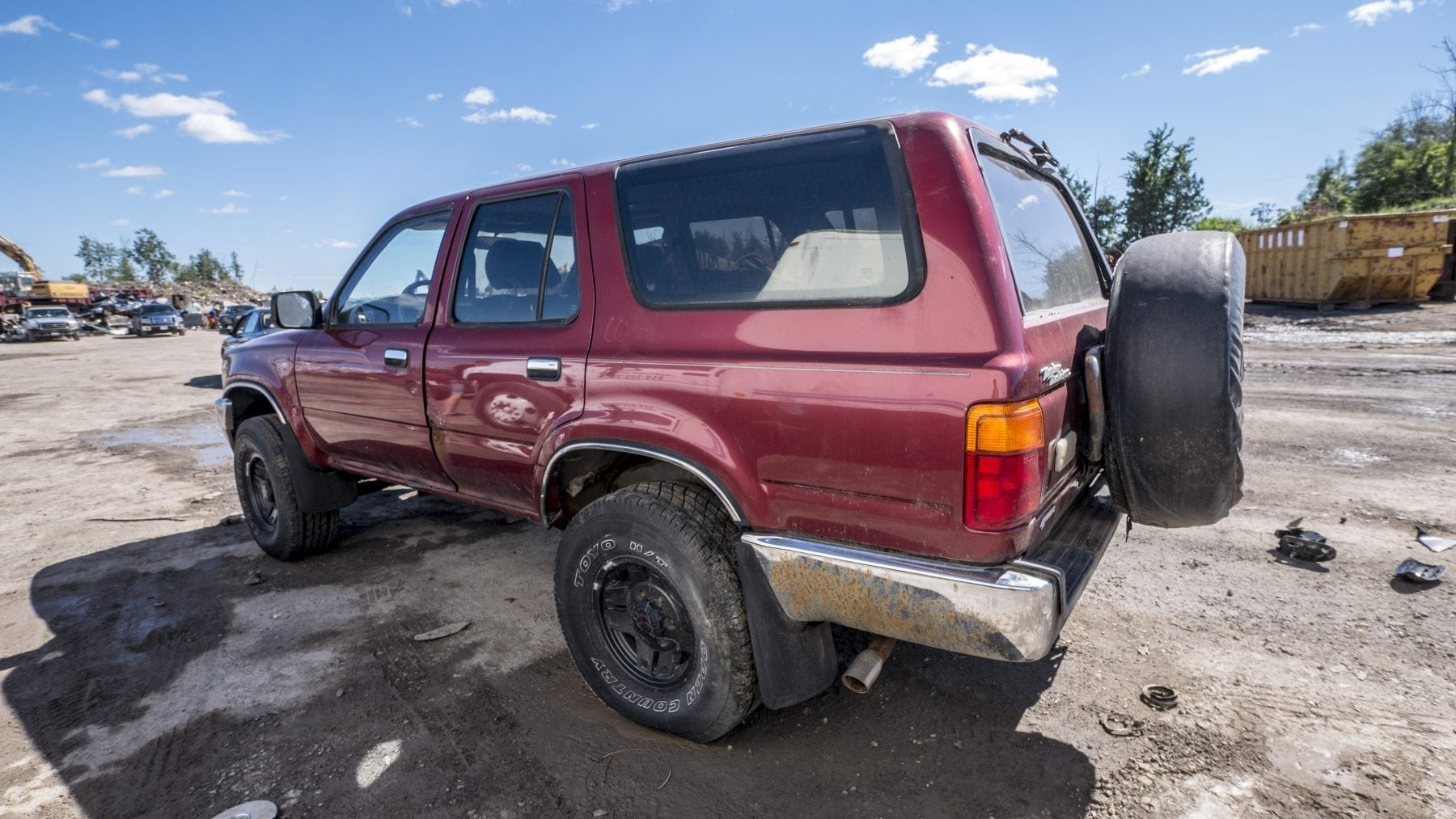 scrap ford bronco removal ottawa