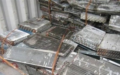 sell-aluminum-copper-radiator-scrap
